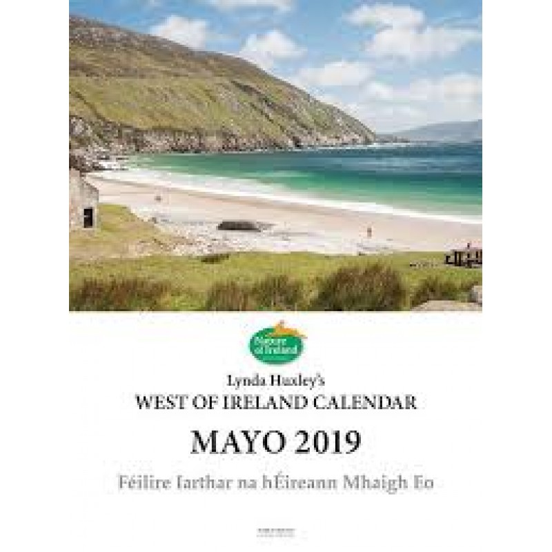 West of Ireland Calendar 2019